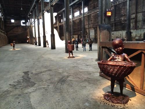 Kara Walker's Subtlety at Domino Sugar Factory | by hragv