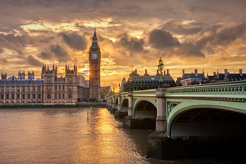 Big Ben Sunset | by Peter Grew