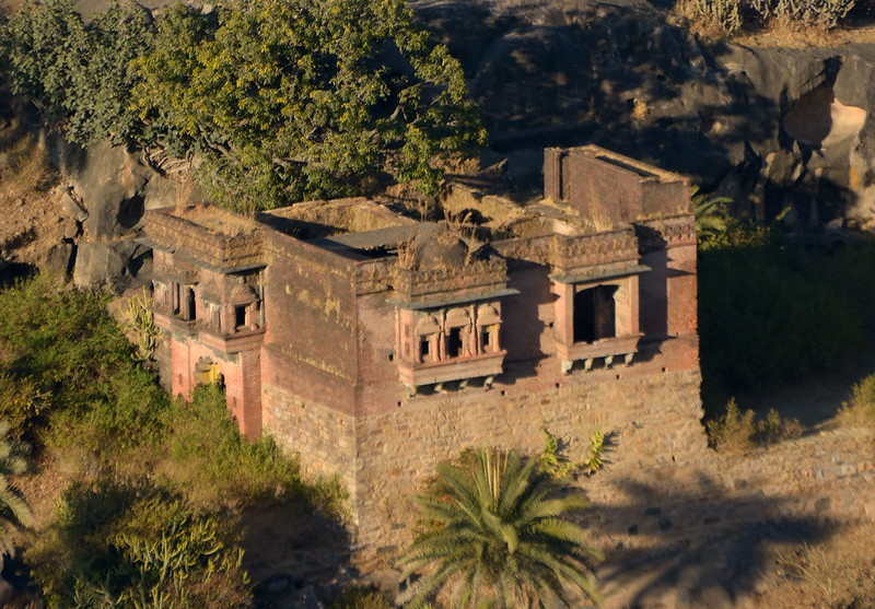 Achalgarh Fort - The Medieval Fort of Mount Abu.