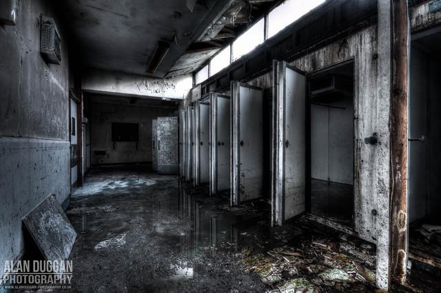 Derelict Morgue UK