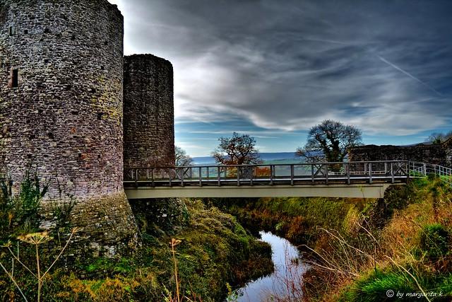 Whitle Castle ... Abergavenny