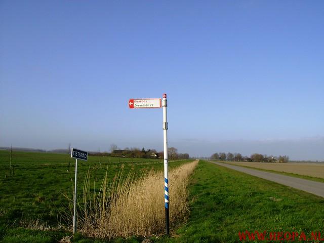 Natuurlijk Flevoland  12-04-2008  40Km (4)