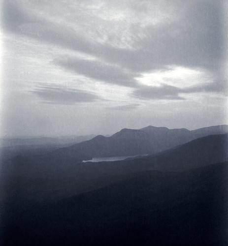 backlit landscapes view escarpment southcarolina ultraviolet uv uva tablerock tablerockreservoir 紫外線