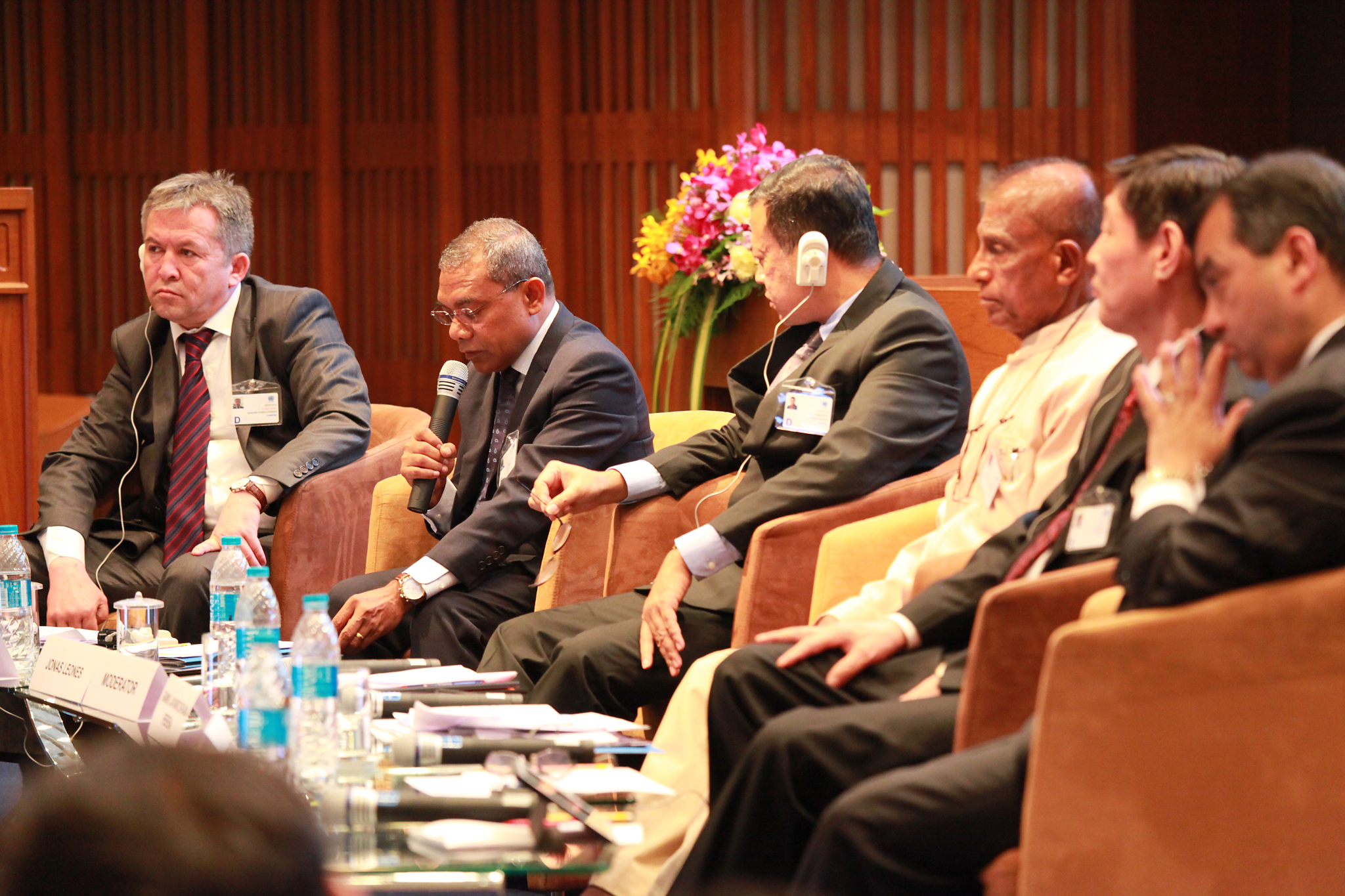 Ministerial Roundtable on regional Priorities for Implementation