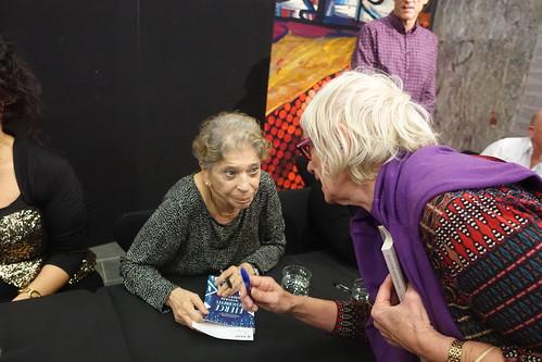 Vivian Gornick and Roberta