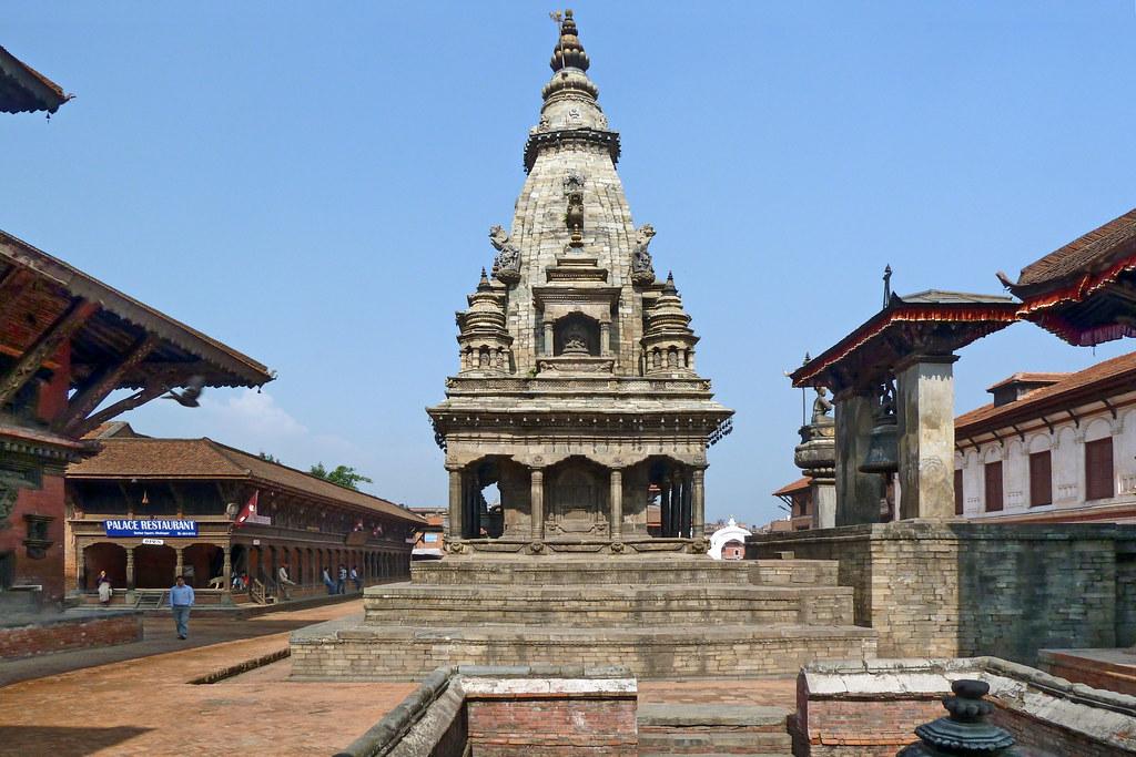 Vatsala Devi Temple ate Bhaktapur Durbar Square