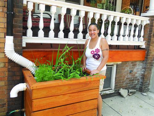 Cleaner Water Through Greener Neighborhoods