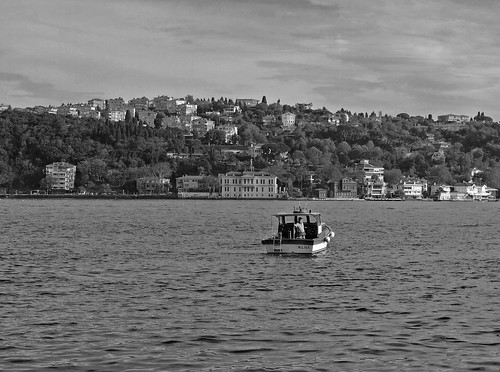Fisherman on Bosphorus - #m43turkiye . com | by Ciddi Biri