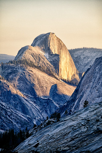 Half Dome from Olmsted Point | by Malenkov in Exile