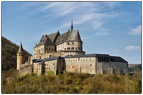 Postcard Look for Vianden Castle | by jpmckenna - Madagascar Trip Now