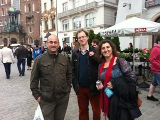 TRAILER meeting in Krakow