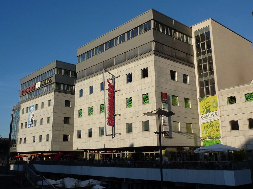 Cinemaxx Hannover-Raschplatz