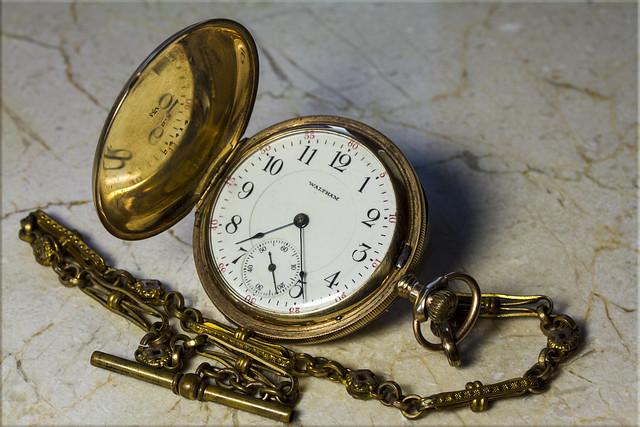 Invention #2 - Pocket Watch