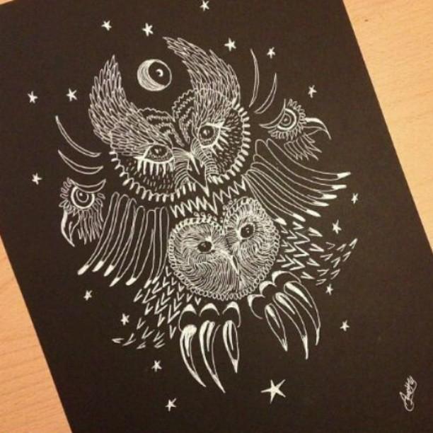 Morticias Shop Hand Drawn Art Sketch Design Artist