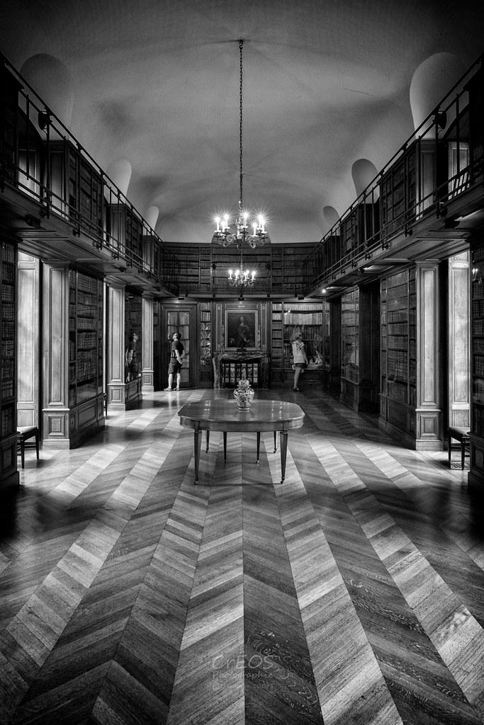 Bibliothèque beloeil