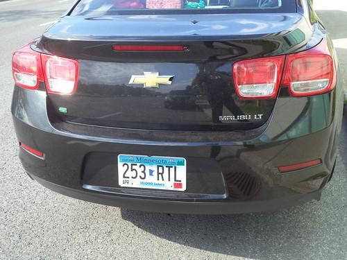 2015 Chevrolet Malibu LT Photo