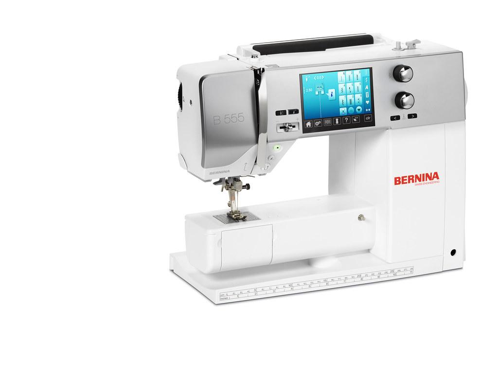 Bernina 555 Standard_RGB | Images of the new BERNINA 555 sew… | Flickr