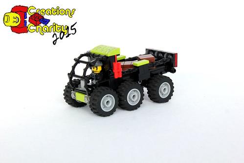 MANTIS Utility Truck