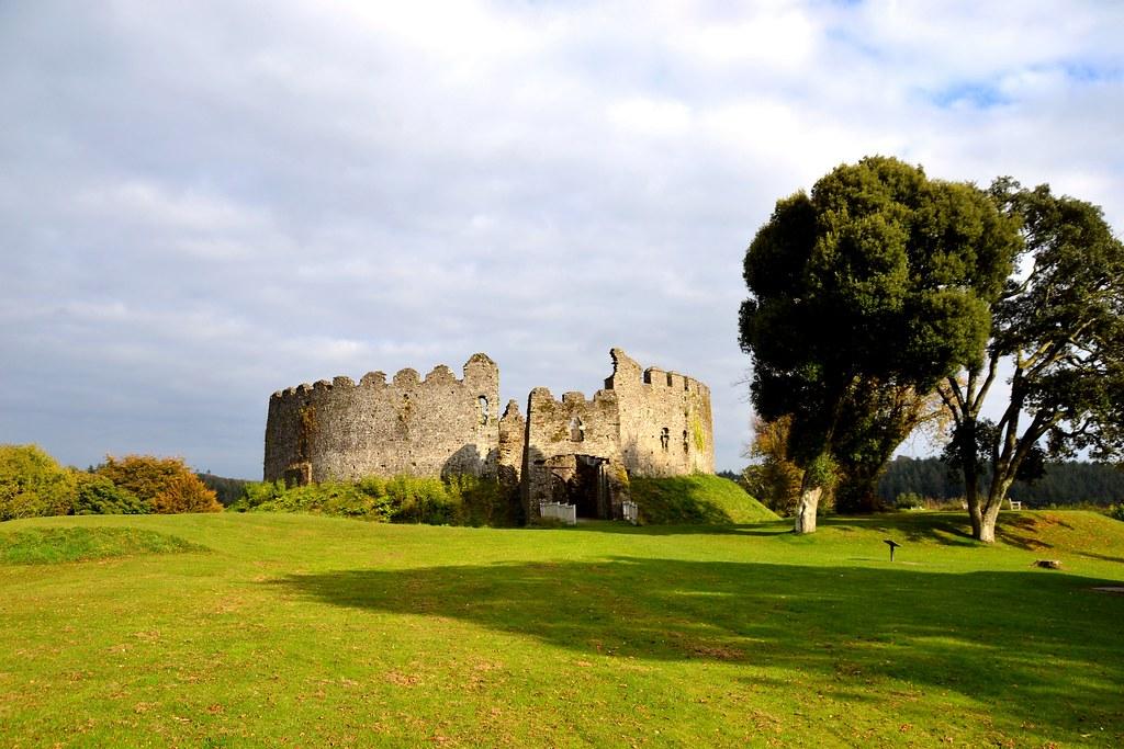 Restormel Castle Landscape 2015. Nikon D3100. DSC_0895.