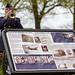 Onthulling Gedenkpaneel Amerikaanse vliegtuigbemanning Mirns 11/11/2015