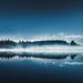 Autumn Lake by Mikko Lagerstedt