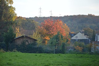 Fall in the French countryside   by K1_Camz
