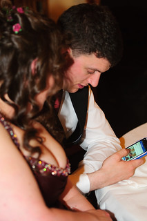 Are smart phones ruining weddings?   by ACoolDryPlace