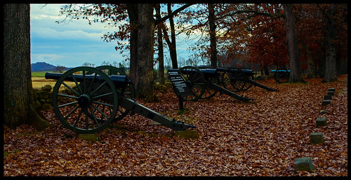Seminary Ridge Battery