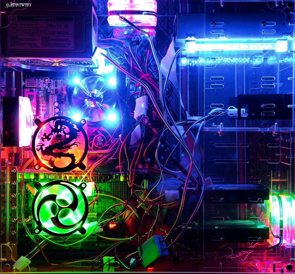 The old-school techno maniac nostalgie | AMD Athlon XP 3200+