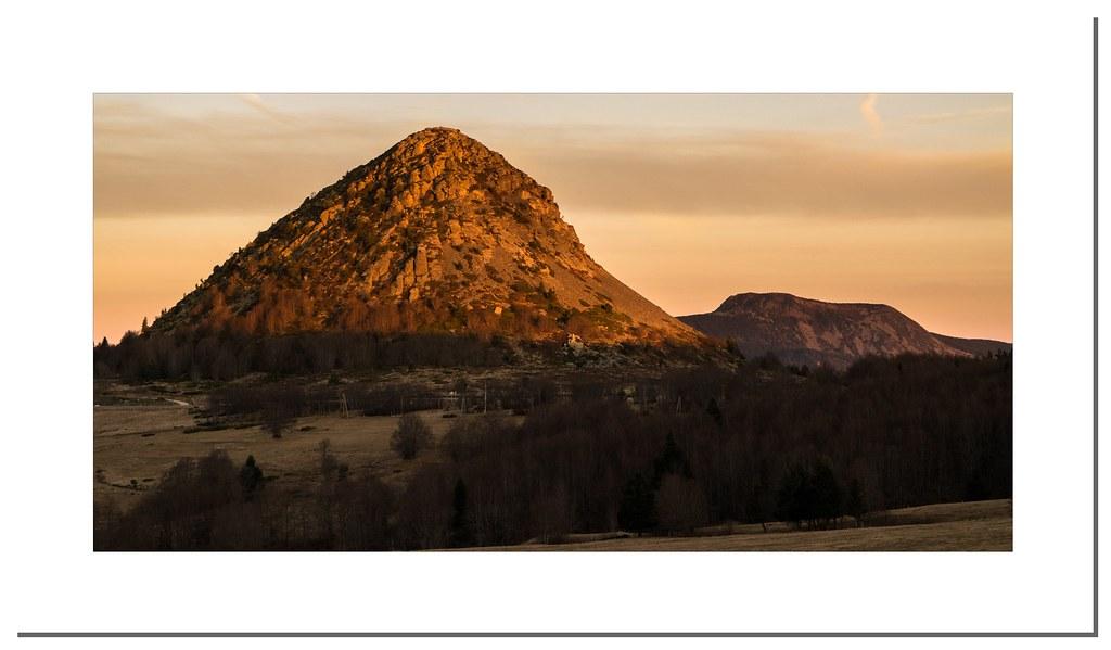 Mont Gerbier (Ardèche/France)