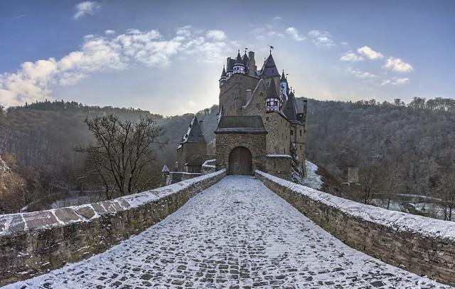 *Burg Eltz @ Winter*