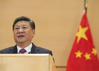 Official visit of the President of China