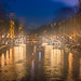 Amsterdam at Night by Danny Tax Creative