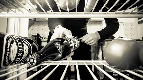 bw beer mobile nokia fridge pov tomatoes pointofview refrigerator windowsphone lumia mobilephotography nokialumia lumia920
