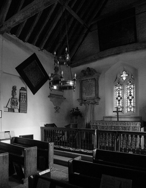 Aubourn Old Church, Lincolnshire