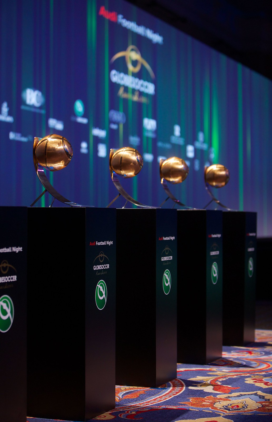 Globe Soccer Awards 148