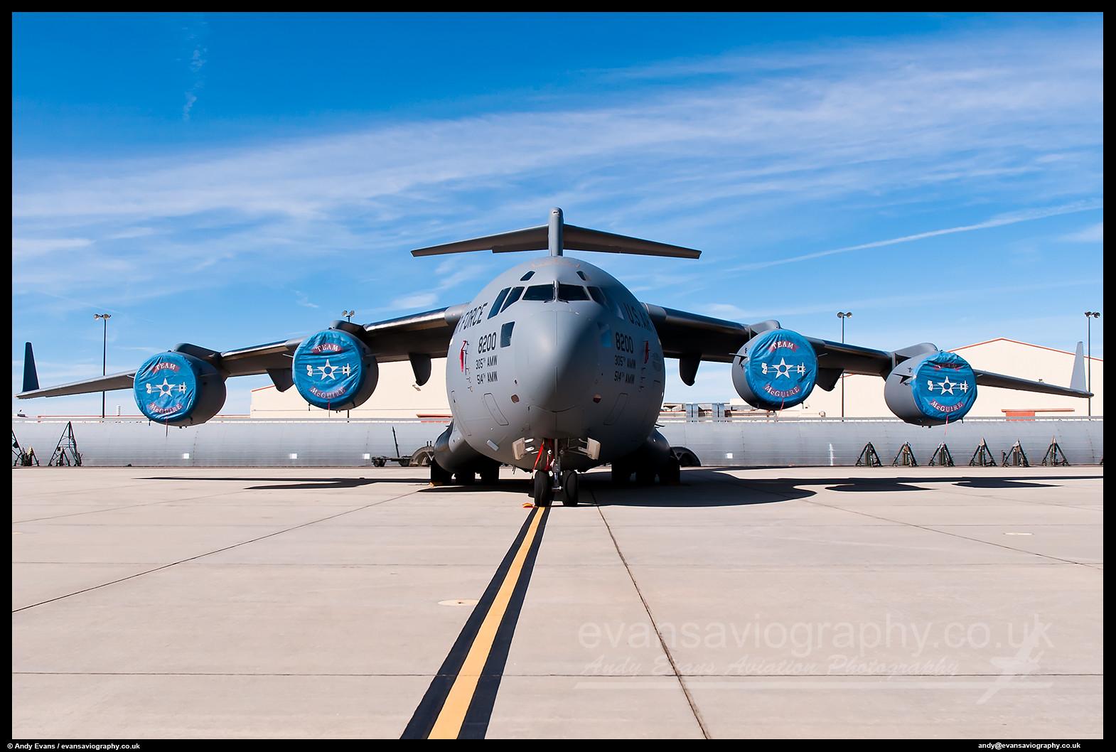 Edwards AFB - January 2013