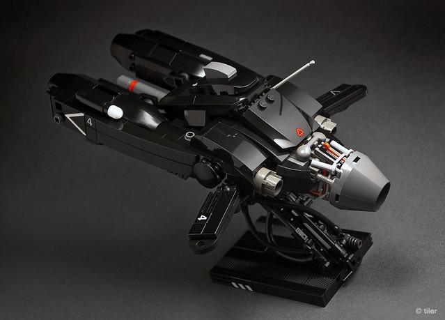 Maschinen Krieger  –  Lego Pkf.85 Falke /