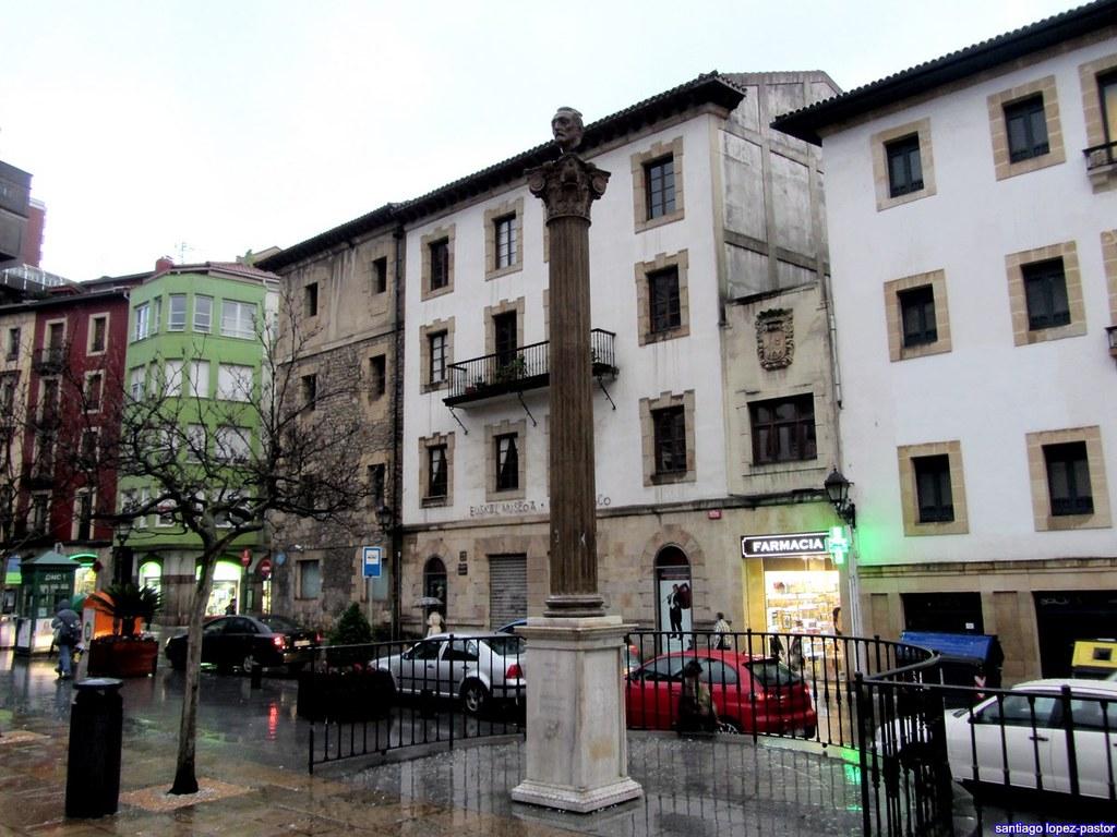 Plaza de Unamuno en Bilbao