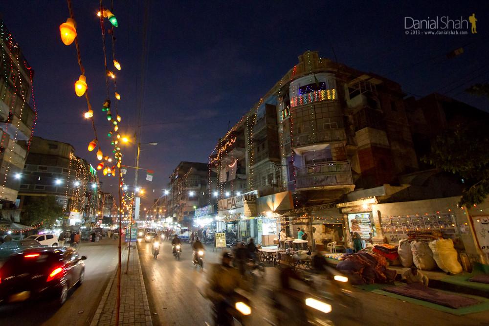 Eid Milad-un-Nabi Celebrations - Burns Road, Karachi | Flickr