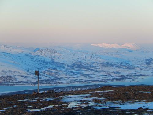 12 - Tromso - snow hike