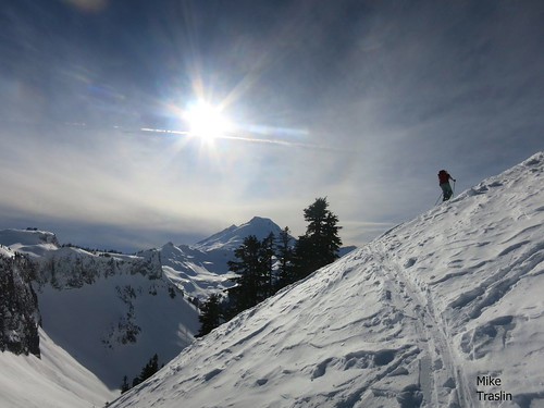 Sat, 2014-02-08 02:15 - Baker Herman col .... skier Andy Traslin. photo Mike Traslin