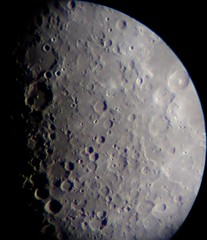 Moon Mar 8th, close on west Mare Nectaris