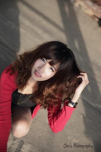 外拍寫真-LIN LIN | by Chris Photography(王權)(FB:王權)