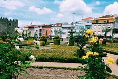 Jardim de Santa Barbara, Braga