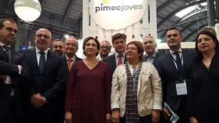 Més de 2.200 persones han participat en les activitats que PIMEC ha proposat durant el Bizbarcelona 2016