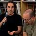 Presentazione di 'Notti in bianco, baci a colazione' di Matteo Bussola , alla libreria Rinascita di via Ridolfi a Empoli. 7 luglio 2016