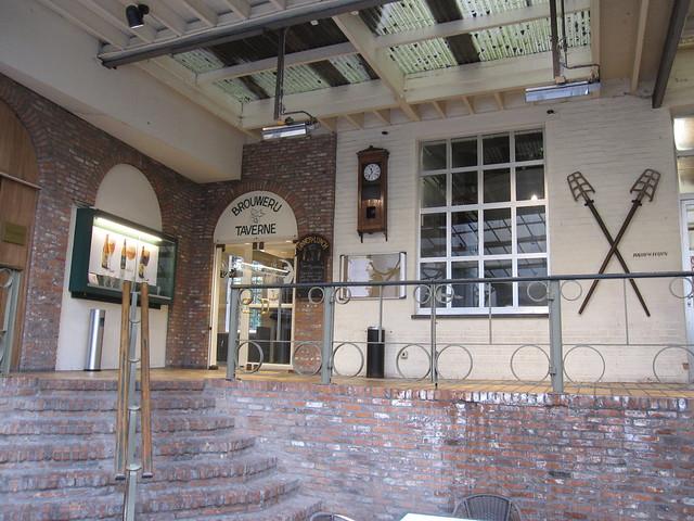 Brouwerij & Taverne De Halve Maan