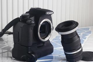 Canon 500d m42 vintage 135mm lense