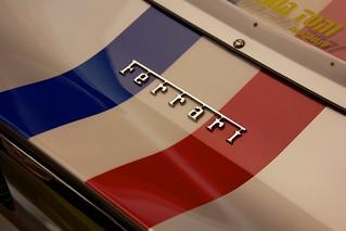 Ferrari badge 250 GTO 1963 Le Mans